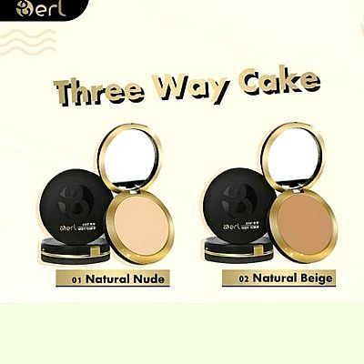 B ERL Three Way Cake