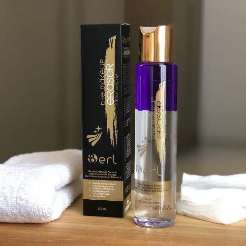 Berl Makeup Remover