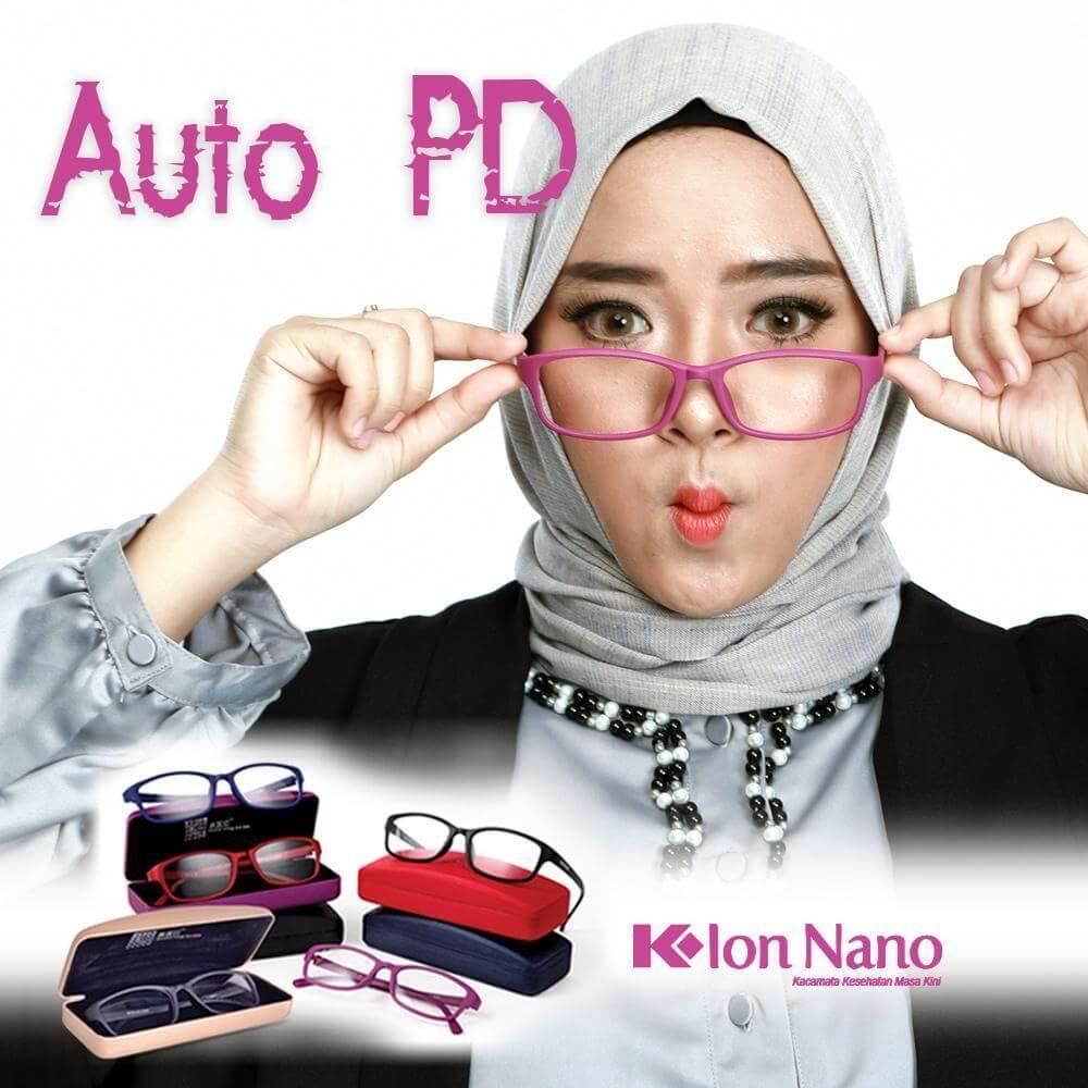Manfaat Kacamata K Ion Nano Asli